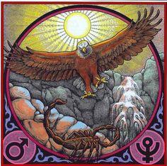 Aquila-Scorpione
