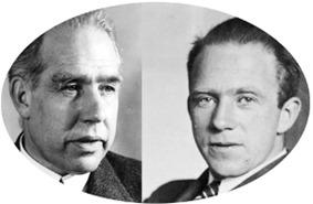 Bohr-Heisenberg